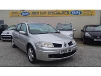 2007 (07) Renault Megane 1.6 VVT ( 111bhp ) Extreme * IDEAL FAMILY CAR * 5 DOOR