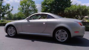 Lexus sc 430 for sale