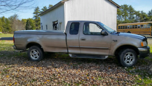 Ford f 150 4x4