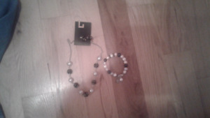 NEW Necklace, Earrings and Bracelet Set