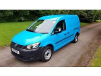 Volkswagen Caddy Maxi 1.6 TDI 102PS C20 Maxi 13 REG 65K DIRECT BRITISH GAS