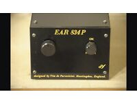 EAR 834p valve phono amplifier
