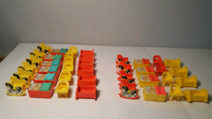 LITTLE PEOPLE vintage FISHER PRICE