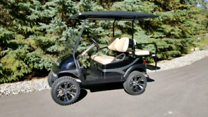 2014 Lifted Precedent Club Car Gas Golf Cart