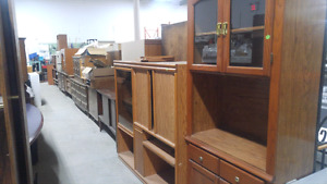 Cash and carry sale 50% off furniture today