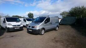 Renault Trafic 2.0TD SL27dCi 115, 106k, Fully loaded, Just Serviced
