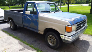 1991 Ford F-150 4x4
