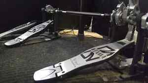TD-15/ TD-11 Roland electric drums with TAMA double pedal