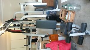 weight lifting gym