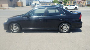 2005 Acura El - Fully Loaded - In great condition.