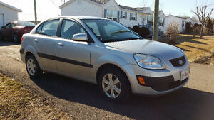 2006 Kia Rio 4 doors Sedan new price to sell