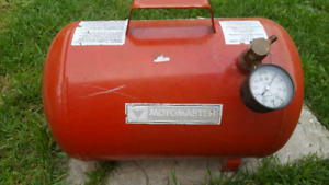 Motomaster air compressor without motor