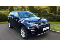 2015 Land Rover Discovery Sport 2.0 TD4 180 HSE 5dr Auto + Fix Automatic Diesel
