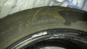 4 Tires Michelin 205/55 R16 Summers