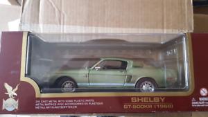1968 Shelby GT-500KR 1:18 Diecast Car