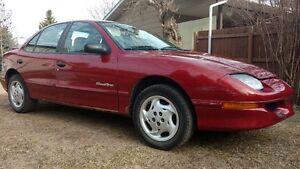 1999 Pontiac Sunfire Sedan - Yorkton