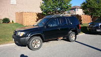 2000 Nissan Xterra Se SUV, Crossover trade for enduro motorcycle