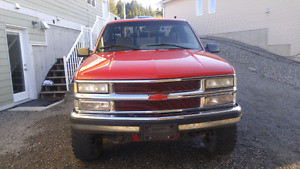 1995 chevy stepside NEED GONE
