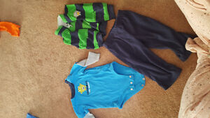 9 month boys name brand lot