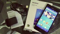 SONY XPERIA M4 BRAND NEW ROGERS/CHATR/FIDO WITH GAURANTY