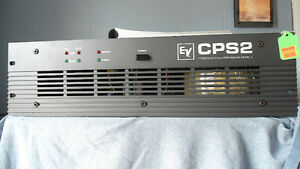 EV CPS2 Professional Power Amp