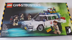 Lego Ghosbusters Ecto-1 sealed