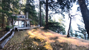 .68 acre Waterfront Property Gulf Islands - affordable