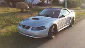 Priced to sell! ! ! Mustang GT Convertible 40th