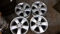 "17"" Suzuki Vitara alloy rims $ 499 / 225 65 17 winters in stock"
