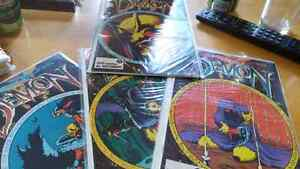 Demon DC Comics 1-4