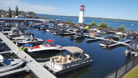 Sylvan lake boat slip rental