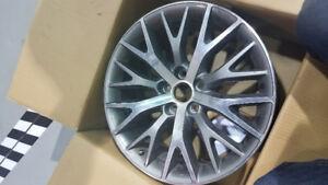 Audi/VW Alloy Wheels. OEM 18 inch option wheel for Audi A4 5x112