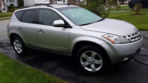 2005 Nissan Murano SL - Excellent Condition