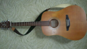 Takamine acoustic guitar gs330s