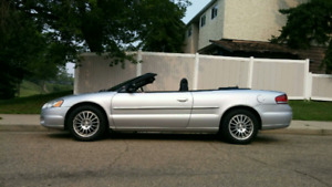 2006 Chrysler Sebring Convertible - Great Condition