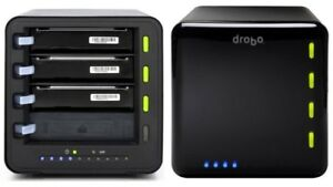 Drobo Gen 2 NAS w/ Firewire card and cable