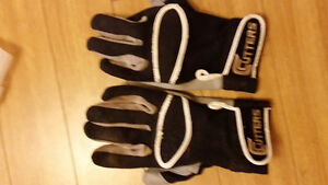 Cutters receiver gloves - large