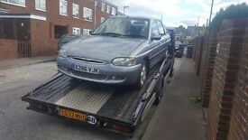 Escort mk6 1.8 zetec silver top breaking all parts available