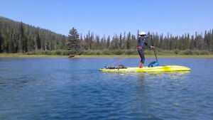 Custom expedition SUP board for sale