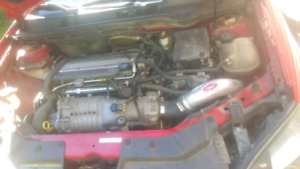 2006 SS supercharged cobalt motor and tranny and computer $1000