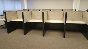 TELEMARKETING CUBICLES - we are your #1 provider