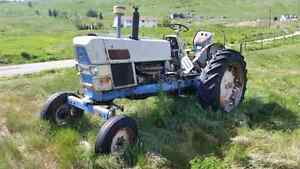 Ford Tractor 6000 6 cylinder AG