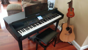 Yamaha electric piano CVP 107