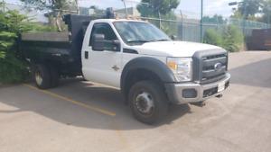 Ford F550 Dump Trucks   Kijiji in Ontario  - Buy, Sell