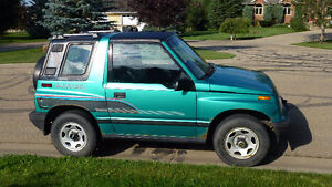 1994 Geo Tracker More Fun for your Buck