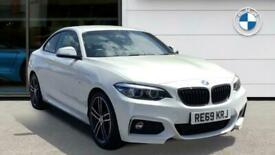 image for 2019 BMW 2 Series 220d M Sport 2dr [Nav] Step Auto Diesel Coupe Coupe Diesel Aut