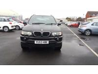2003 53 BMW X5 3.0i SPORT AUTOMATIC.FULL S/HISTORY,GREAT VALUE.BIG SPEC,3 X KEYS