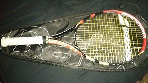 Raquette de tennis Babolat aeropro drive edition roland garros