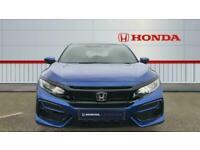 2021 Honda Civic 1.0 VTEC Turbo 126 SE 5dr CVT Petrol Hatchback Auto Hatchback P