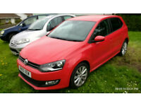Volkswagen Polo 1.2 10 Reg. Lovely looking car. Low insurance.